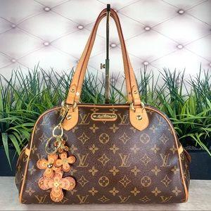 """Authentic Louis Vuitton Montorguiel """"Monty"""" PM"""